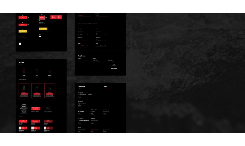 4 app user interface designs